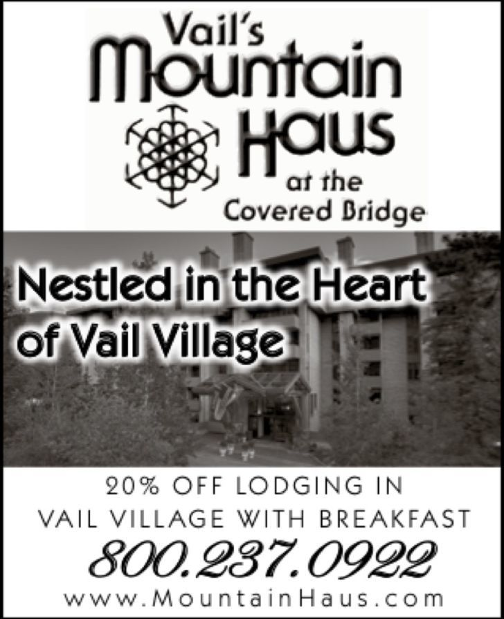 Vail's Mountain Haus