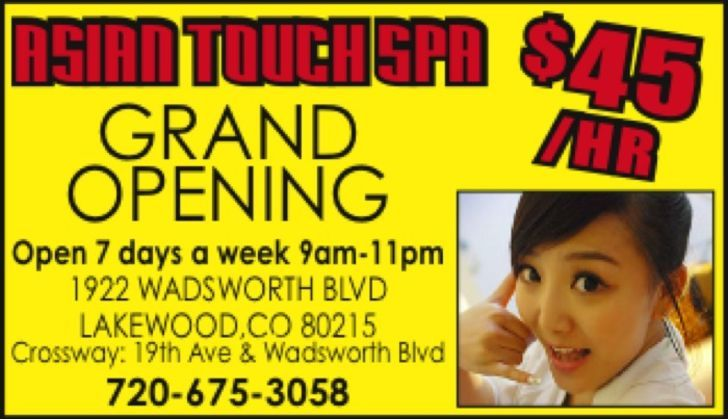 Asian Touch Spa