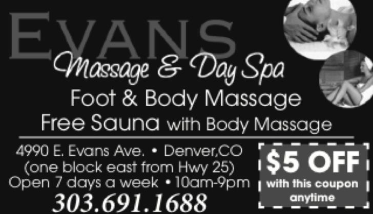 Evans Massage & Day Spa