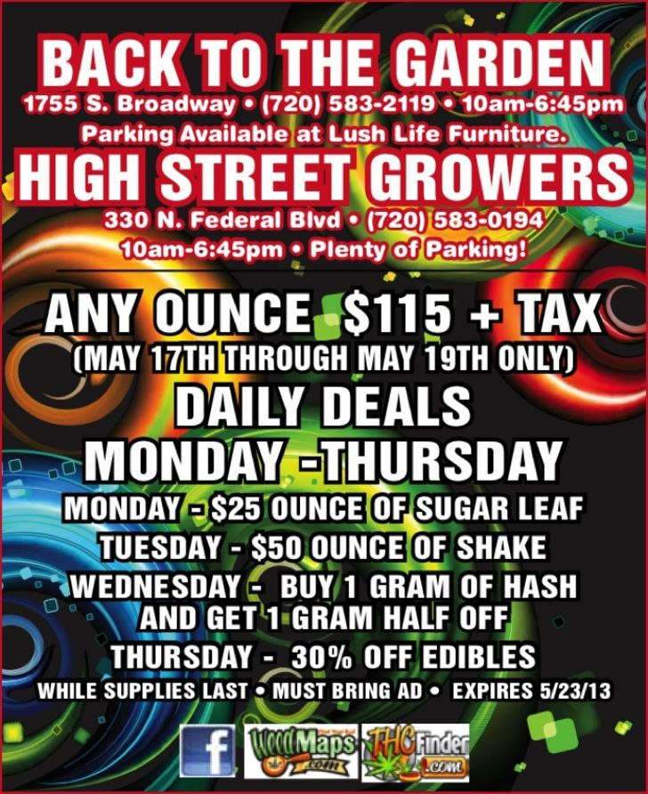 High Street Growers