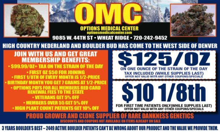 Options Medical Center