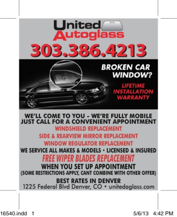 United Auto Glass