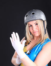 Dr. Bang Bang has the cure for what ails Denver's derby dolls