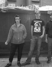 The punk lovers of Straight Outta Luck share the stories behind their disastrous first tour