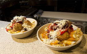 Thumbnail for A Closer Look at Slotted Spoon Meatball Eatery