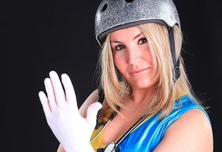 Meet roller-derby surgeon Dr. Bang Bang