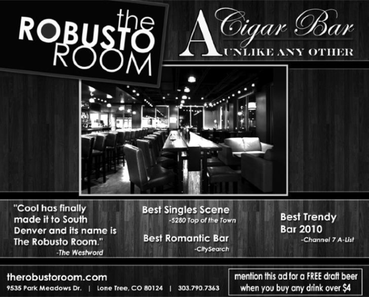 Robusto Room, The^