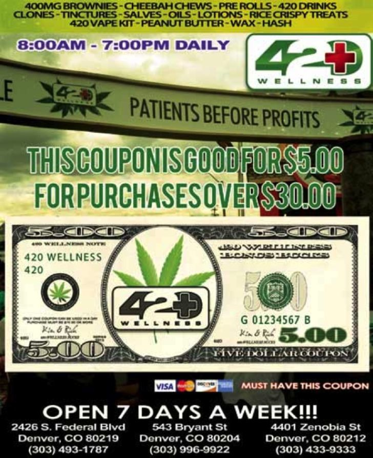 420 Wellness Dispensary