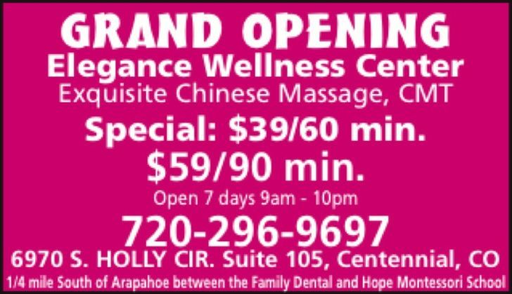 Elegance Wellness Center