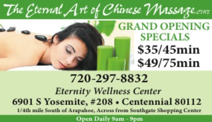 Eternity Wellness Center