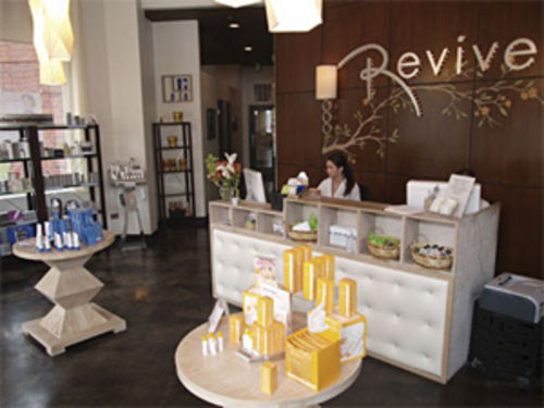 Revive summer skin with a facial at Revive Spa.