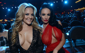 Thumbnail for Porn Stars and Starlets Celebrate at the 2014 AVN Awards (NSFW)