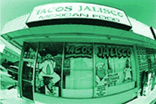 Delicioso: Tacos Jalisco lives up to its name--and then some.