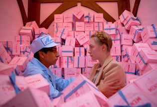 The Grand Budapest Hotel in pictures