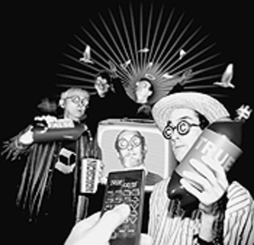You gotta accentuate the negativ: San Francisco's sound collective Negativland takes the Pepsi challenge.