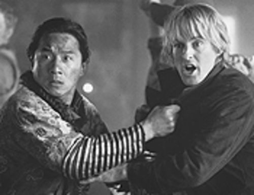 Jackie Chan and Owen Wilson bring a new twist to the Old West in Shanghai Noon.