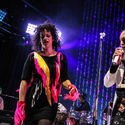 The Arcade Fire, arena rock stars