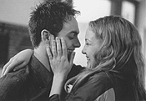 Stuart Townsend and Kate Hudson make beautiful music together in About Adam.