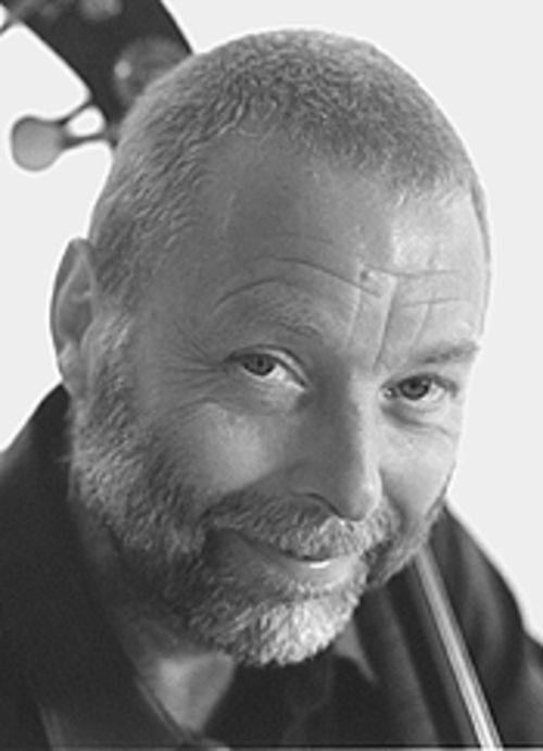 He's got rhythm, and melody: Dave Holland.