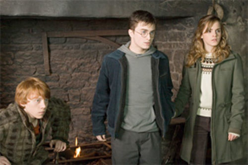 Ron, Harry and Hermione are back!