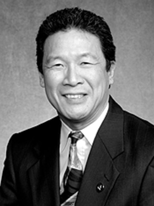 Colorado Senate president Stan Matsunaka.