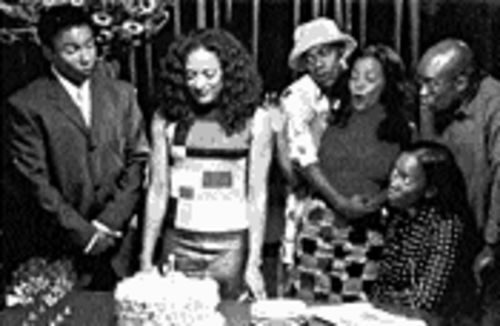 The film 30 Years to Life portrays a group of successful young African-Americans in New York.