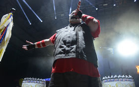 Thumbnail for Insane Clown Posse Closes Out the 2014 Gathering of the Juggalos (NSFW)