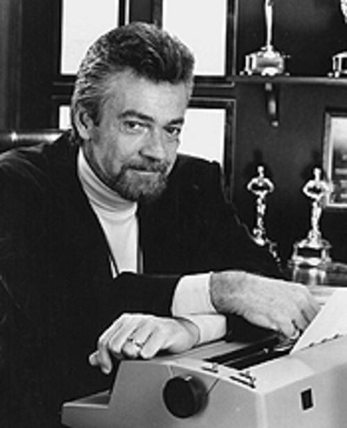 Author and guilty-pleasure guru Stephen J. Cannell.