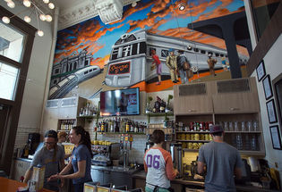 The restaurants of Denver's Union Station