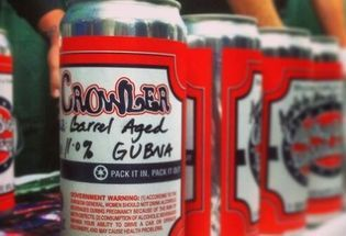 Crowlers, Coming to a Bar Near You
