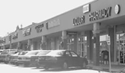 Mall of shame: Hodel's Drug Store has been in the Belcaro Shopping Center for more than forty years.