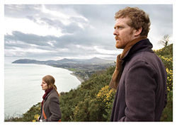 Once wasn't enough for Markéta Irglová (left) and Glen Hansard.