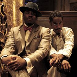 OutKast isn't miscast in Idlewild.