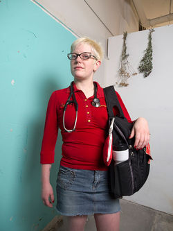 Zoe Williams joined Colorado Street Medics as a preteen — and heads the group today.