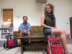 Occupy Denver inspired both Bobby Guerrero and Liz Kitchen to train as street medics.
