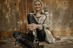 Aimee Mann's voice still carries after all these years.