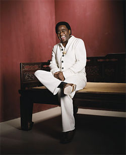 Al Green, the epitome of soul.