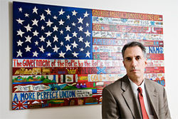Immigration attorney Phil Alterman.