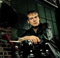 Ari Hoenig marches to his own beat.