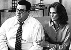 John Goodman and Julie Hagerty get more bad news in Storytelling.