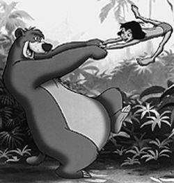 Dance to the music: Mowgli and Baloo return in the  predictable < i>The Jungle Book 2.