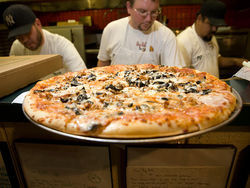 Big Bill&#039;s New York Pizza serves the best New York-style pie this side of the Hudson. See more photos from Big Bill&#039;s New York Pizza.
