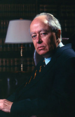 "Longtime prosecutor and Notre Dame law professor G. Robert Blakey: ""The real theft was on Wall Street... All of the people who ran the scams have their big houses and their airplanes and they're laughing."""