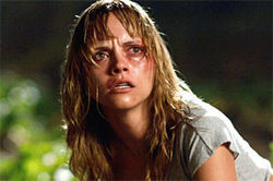 A real charmer: Black Snake Moan exploits Christina Ricci.