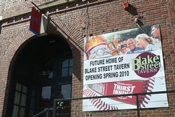 Owner Chris Fuselier has big plans for the Blake Street Tavern.