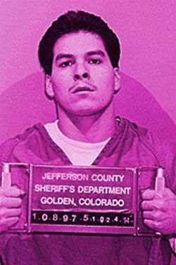 Danny Lopez's mug shot from '94.