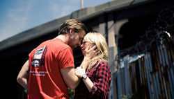 Ryan Gosling and Michelle Williams star in Blue Valentine.