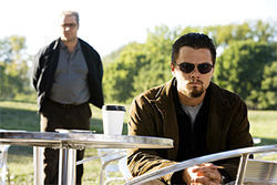 Russell Crowe and Leonardo DiCaprio fight a war on terror in Body of Lies.