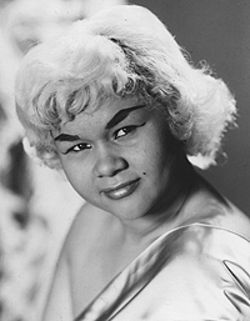 Etta James  is profiled in  A Bad Woman Feeling  Good.