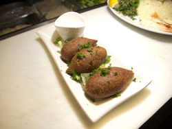 See also: In the kitchen at Cafe Byblos